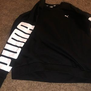 Puma Crewneck with Tags